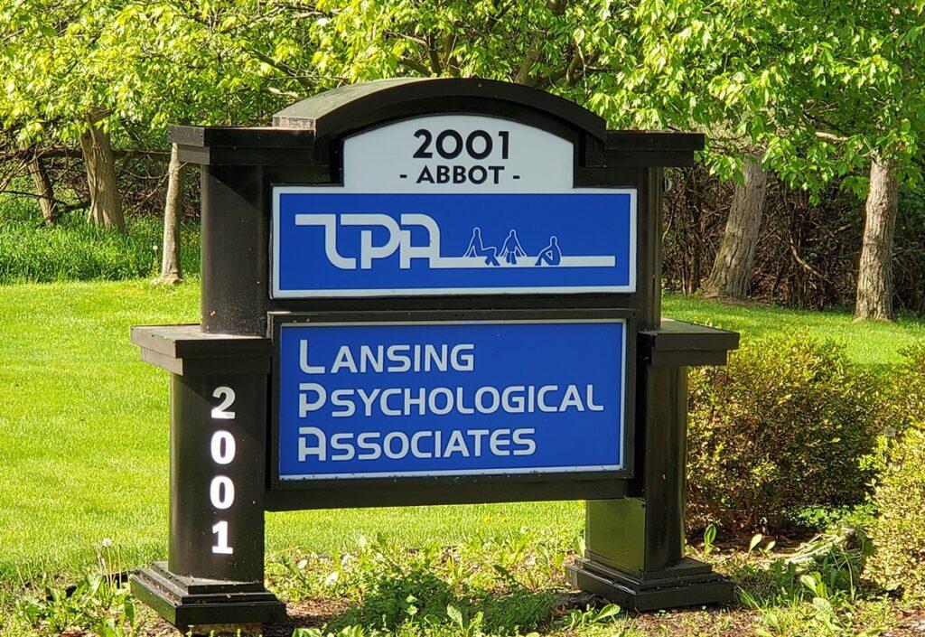 LPA Sign
